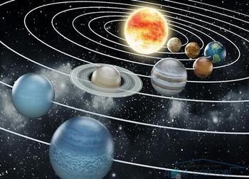 Сонячна сиситема і Чумацький Шлях