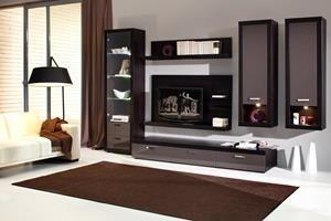модульні меблі для вітальні в сучасному стилі