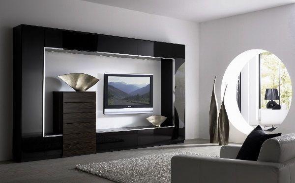 модульні стінки для вітальні фото 2