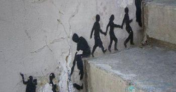 Створіть шедевр на стінах! Недорого і своїми руками!