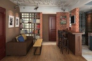 Способи та методи перепланування 2-х-кімнатній хрущовки