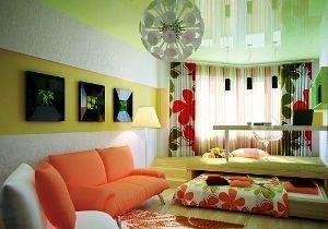 Стиль і комфорт в однокімнатній квартирі для двох: плануємо ремонт, перепланування і дизайн (+58 фото)