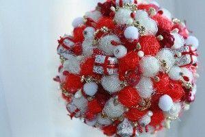 Стильний подарунок і елемент декору на новий рік своїми руками: майстер-класи новорічних топіарі