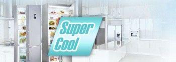 Supercool - супер швидке охолодження холодильної камери liebherr