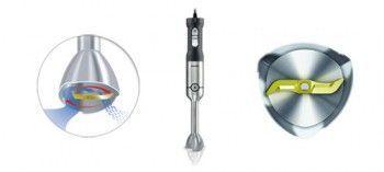 Технологія promix titanium і нові блендери philips