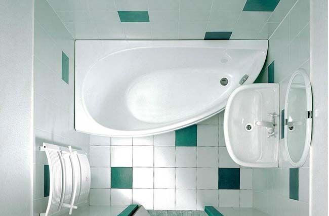 Кутова ванна в інтер`єрі: основні переваги і варіанти установки