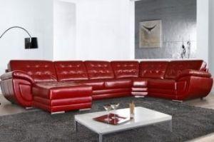 Кутовий диван з натуральної шкіри: оформи вітальню стильно (+32 фото)