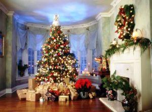 Прикраса будинку на новий рік 2017: святковий новорічний декор своїми руками