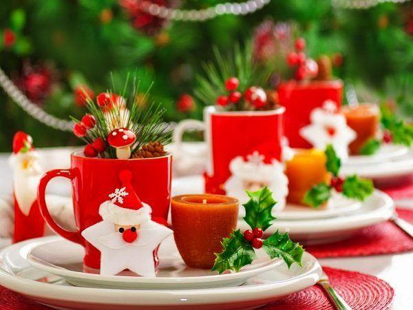 Прикраса блюд святкового столу своїми руками фото