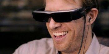 Розумні окуляри epson moverio bt-200