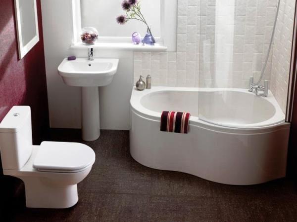 маленькі ванні кімнати з душовою кабіною фото 6