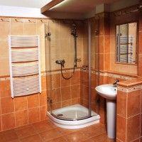 маленькі ванні кімнати з душовою кабіною фото 15