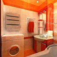 маленькі ванні кімнати з душовою кабіною фото 11