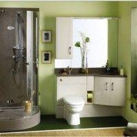 маленькі ванні кімнати з душовою кабіною фото 23