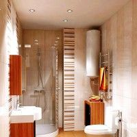 маленькі ванні кімнати з душовою кабіною фото 25