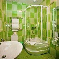 маленькі ванні кімнати з душовою кабіною фото 12