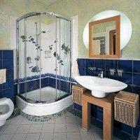 маленькі ванні кімнати з душовою кабіною фото 16