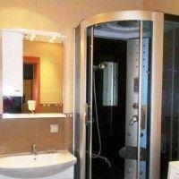 маленькі ванні кімнати з душовою кабіною фото 20