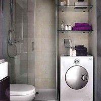 маленькі ванні кімнати з душовою кабіною фото 21