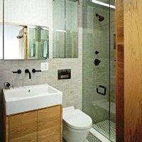 маленькі ванні кімнати з душовою кабіною фото 22