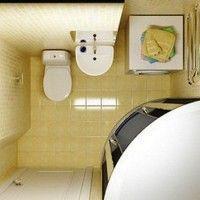 маленькі ванні кімнати з душовою кабіною фото 14
