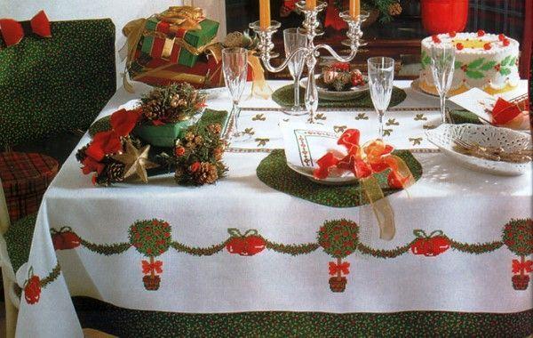 прикраса новорічного столу фото 6