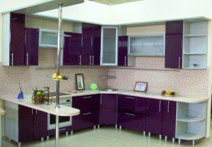 Варіанти дизайну кутової кухні з барною стійкою: сучасні рішення і планування (+54 фото)
